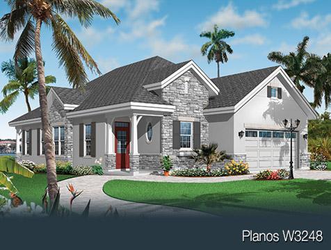 Planos de casas planos de casas a precios accesibles plano de casa plano de casas plano de - Casas americanas planos ...