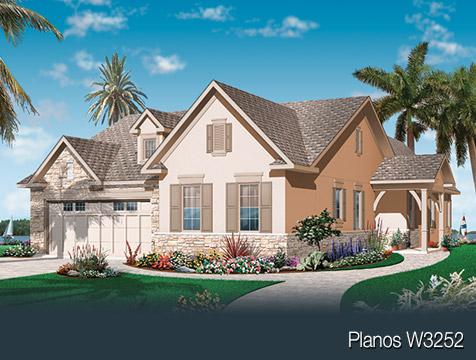 Planos de casas planos de casas a precios accesibles for Casas modernas normales