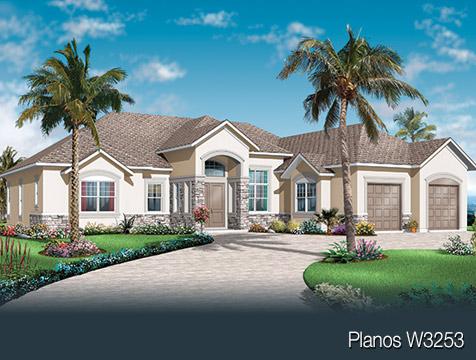 Planos de casas planos de casas a precios accesibles for Cuanto cuesta poner una piscina en casa