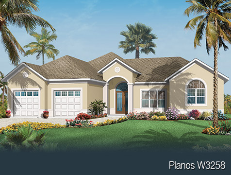 Planos de casas planos de casas a precios accesibles for Planos de casas medianas